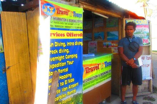 Sunz En Coron Resort: агентство