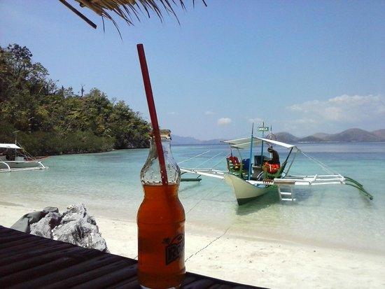 Sunz En Coron Resort: тур по островам