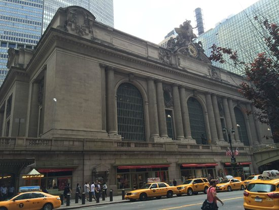 Real New York Tours: Grand Central Station