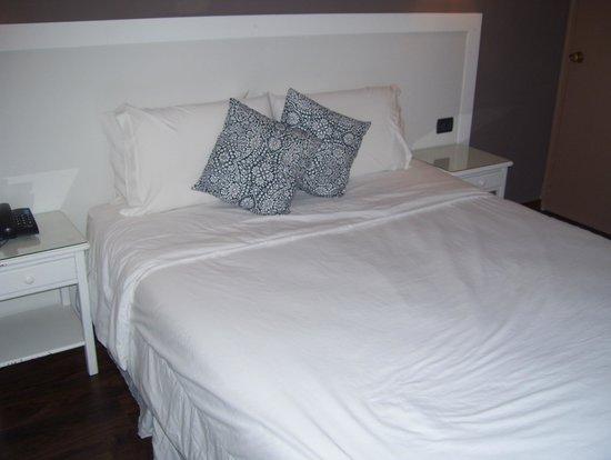 Hotel Milano : bed