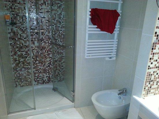 Hilton Evian-les-Bains : bathroom
