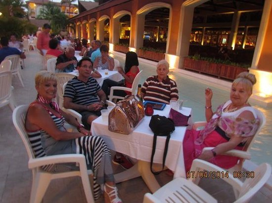 Majestic Colonial Punta Cana : The shoping area