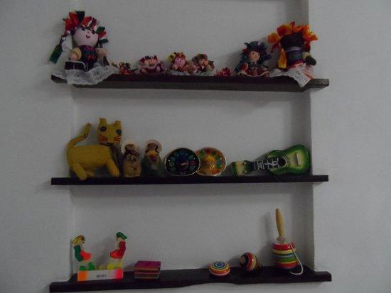 Itour Mexico: Decoración