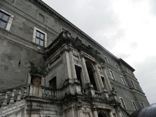 Villa d'Este : Uma parte do Palácio