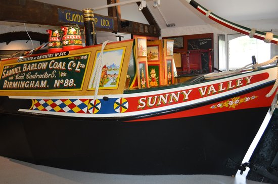 The Canal Museum: Sunny Valley replica