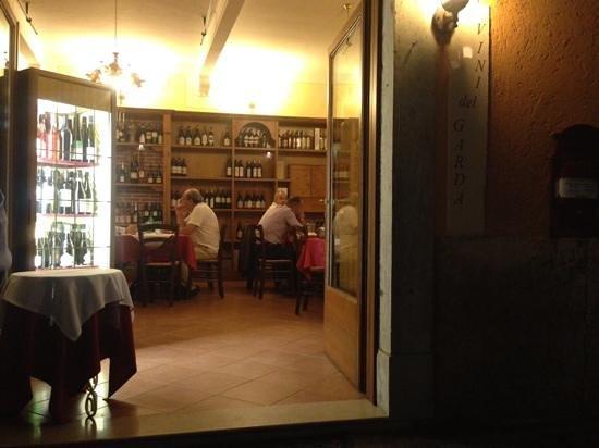 Taverna del Borgo: entrance