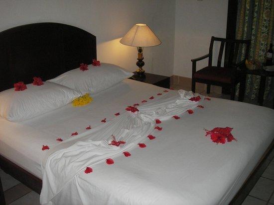 Biyadhoo Island Resort: MA CCHAMBRE