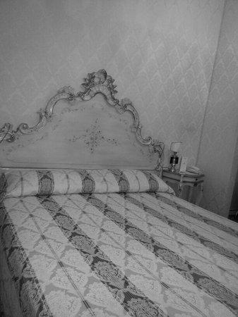 Hotel Carlton Capri: cama