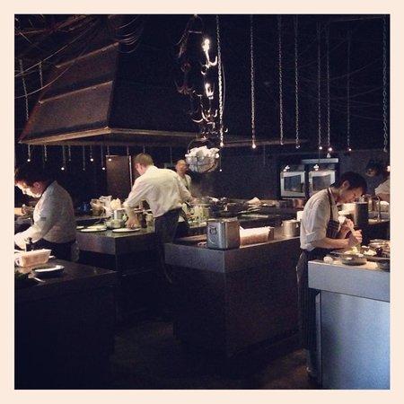 Auberge de la Grenouillere: Cuisine