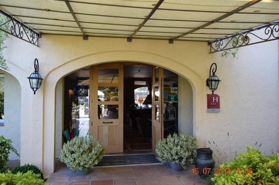 Hovedindgang Hotel Lune De Mougins