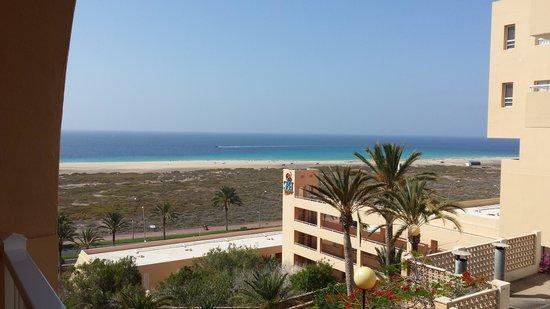 SBH Jandía Resort : quarto vista para o mar,junho 2014