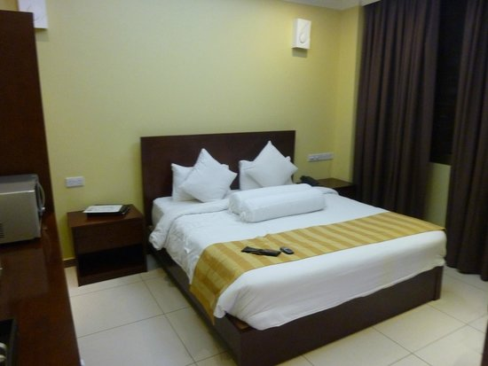 Tanzanite Executive Suites : Room