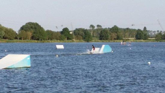 Wasserski-und Wakeboarding Neuhaus/Oste