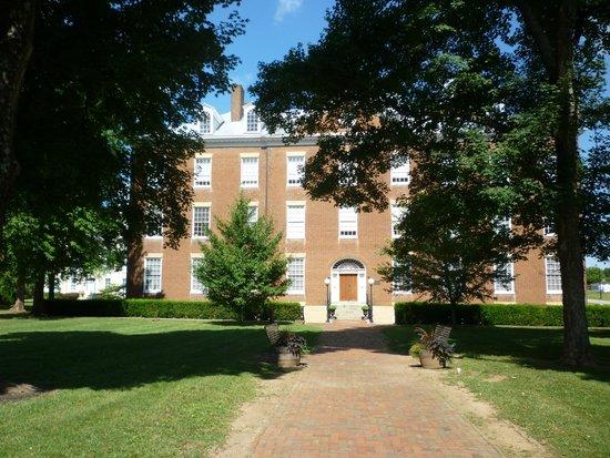 Oscar Getz Museum of Whiskey History: Spalding Hall