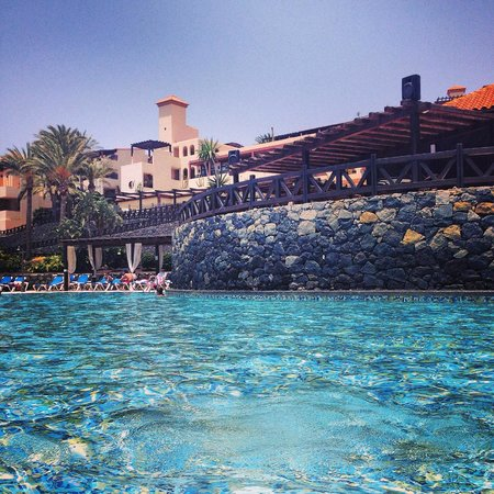 Occidental Jandia Mar : Dans la piscine