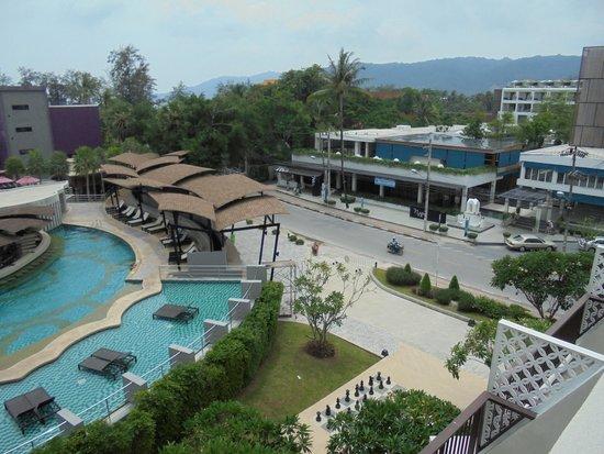 Andaman Embrace Patong : View