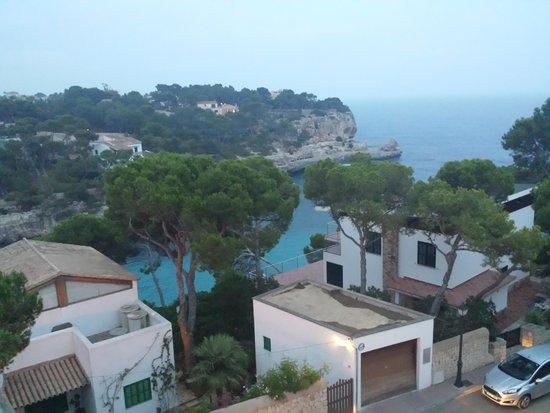 Hotel Pinos Playa: vistas desde la terraza