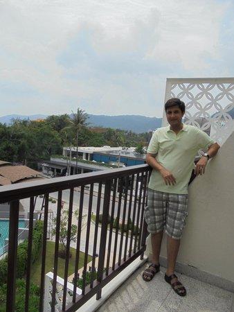 Andaman Embrace Patong: Balcony