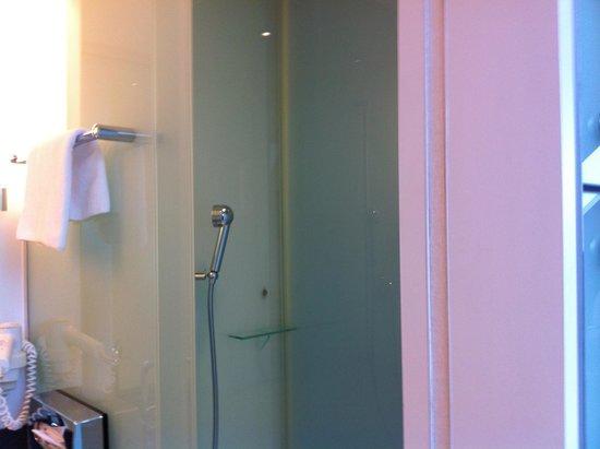 Coronado Hotel: Shower