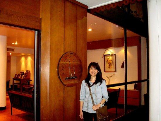Hotel Facon Grande: entrada