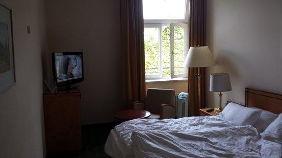 Hotel Halm Konstanz: tatsächliches Doppelzimmer 1
