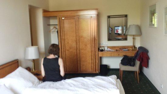 Hotel Halm Konstanz: tatsächliches Doppelzimmer 2