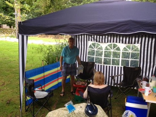 Eskdale Camping and Caravanning: Bacon at last