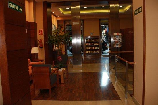 Hotel Victoria 4 : VESTIBULO