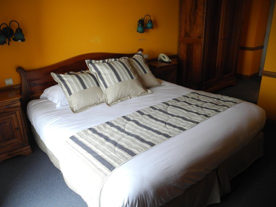 Hotel Dormy House: Chambre supérieure vue mer