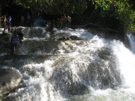 Luxury Bahia Principe Runaway Bay Don Pablo Collection: Dunns River falls