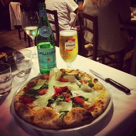 Hivaoa Porto Cervo: Napoli Pizza