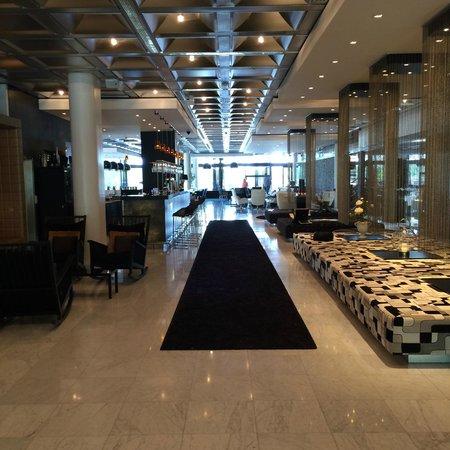 Langvik Congress Wellness Hotel: Reception