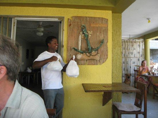The Anchor Cafe: Marlon