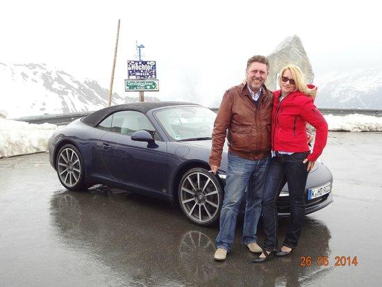 Defereggental Hotel & Resort: Porschetour