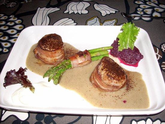 Los Llaureles Restaurante: Platos