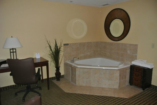 Days Inn Cheyenne: jacuzzi
