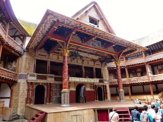 Shakespeare's Globe Theatre: All the world is a stage … but there is nothing like the Globe