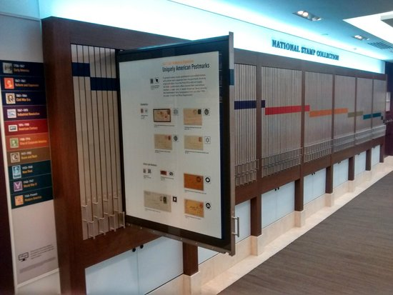 National Postal Museum : National Stamp Collection