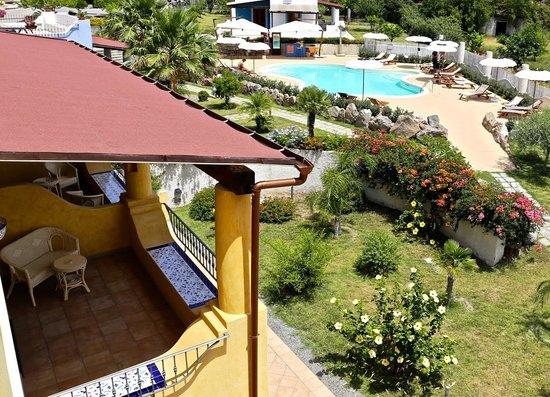 Hotel Bougainville Lipari : Piscina -Hotel Bougainville a Lipari