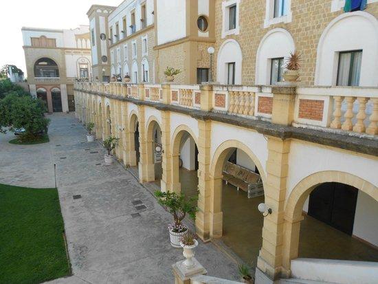 Hotel Baglio Basile: il suo interno