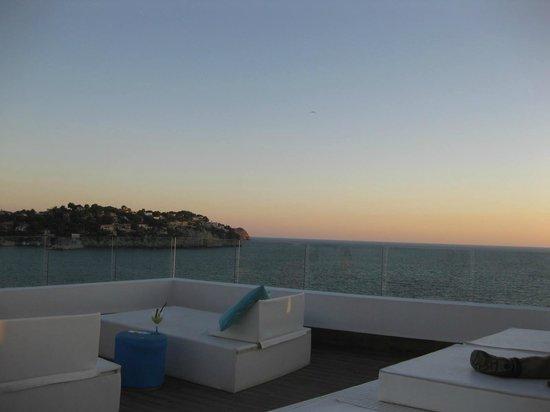 SENTIDO Punta del Mar: Blue Bar View 2