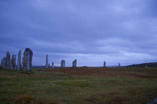 Callanish Standing Stones: вид