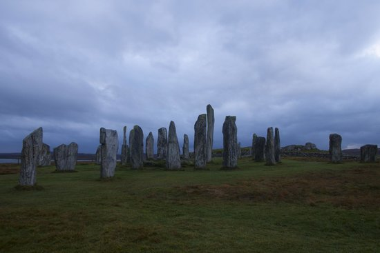 Callanish Standing Stones: калланиш