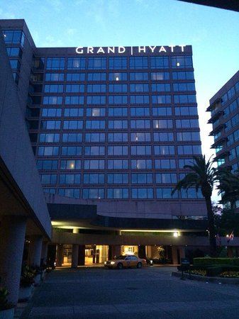 Grand Hyatt Tampa Bay : Hotel magnifico
