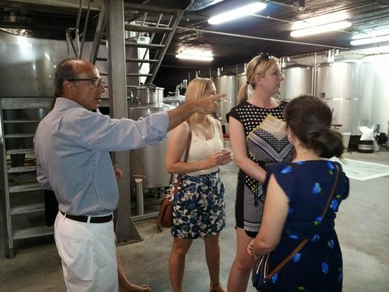 Wine a Day: our lovely VIP tour