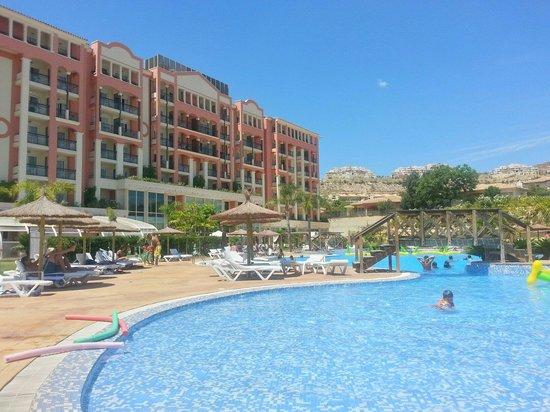 Hotel Bonalba Alicante: Foto desde la zona sur