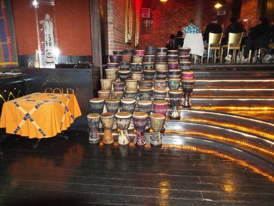 Gold Restaurant: ENTARA