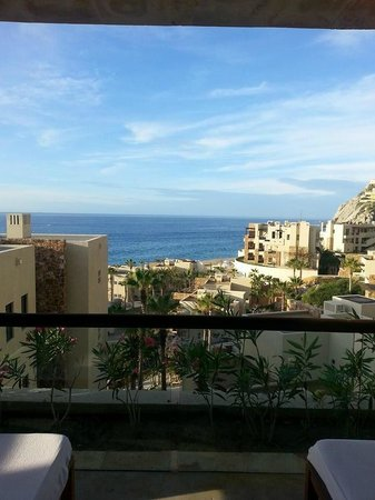 The Resort at Pedregal: view