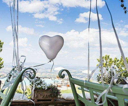 La Palazzetta del Vescovo: Love