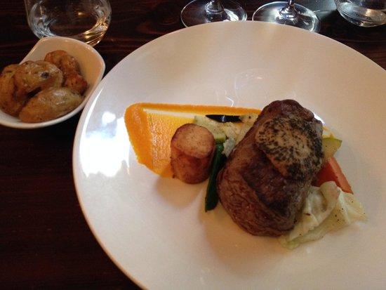 Guze Bistro: Beautiful beef